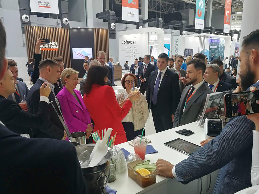 Решение SafeTech представлено Эльвире Набиуллиной, председателю Центрального Банка Российской Федерации
